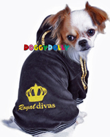 Hundepullover Fleece