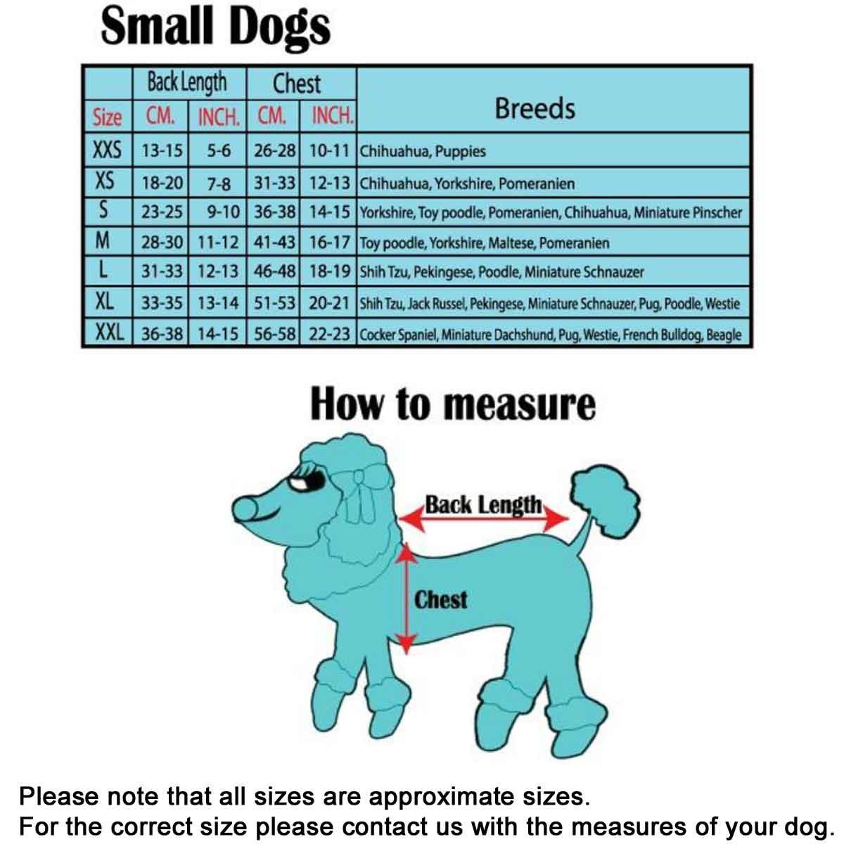 Doggydolly Lederhose f/ür Hunde