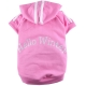 Doggydolly BIG DOG Hundesweatshirt Hello Winter pink