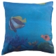 Cushion Covers - Fish - size 44x44cm