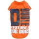 Bully Hundeshirt Double orange Mops & Bulldogge
